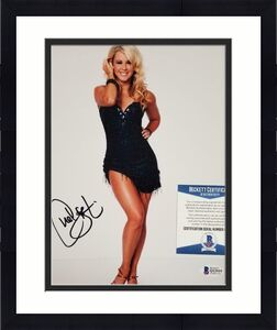 Chelsie Hightower signed 8x10 Photo Dancing With the Stars ~ Beckett BAS COA