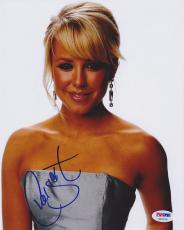 Chelsie Hightower SIGNED 8x10 Photo Dancing With The Stars PSA/DNA AUTOGRAPHED