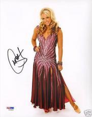 Chelsie Hightower Signed Auto'd 8x10 Photo PSA/DNA COA