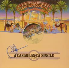 Cher Autographed Cher Album Cover - PSA/DNA COA