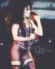 Cher Autographed Concert 8x10 Photo