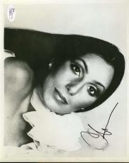 Cher Jsa Hand Signed 8x10 Photo Authentic Autograph