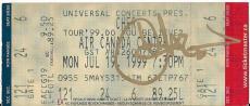 Cher Music Legend Signed Autographed 1999 Air Canada Centre Ticket Stub W/coa A