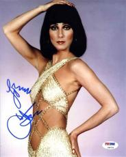 Cher Nice Autographed Signed 8x10 Photo Certified Authentic PSA/DNA AFTAL COA