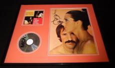 Cher Signed Framed 16x20 Original 1972 Concert Program & CD Display