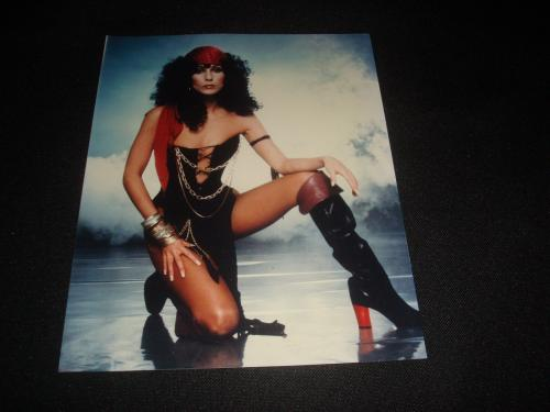 Cher Singer & Actress Color 8X10 Vintage Photo SR7
