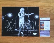 Cherie Currie Runaways signed 8x10 photo JSA COA