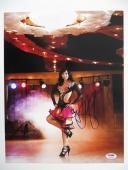 Cheryl Burke Signed Dancing with the Stars 11x14 Photo (PSA/DNA) #T32690