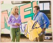 CHERYL HINES ~ ROBIN WILLIAMS Autograph RV Signed 8x10 Photo BAS COA Beckett