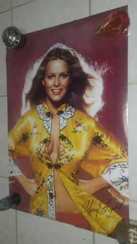 Cheryl Ladd Charlies Angels Sexy 1977 Pro Arts 20x28 Poster Authentic Rare