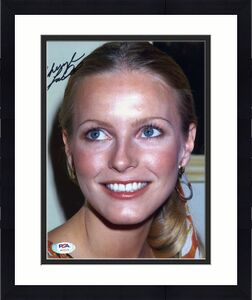 Cheryl Ladd PSA DNA Coa Hand Signed 8x10 Photo Autograph