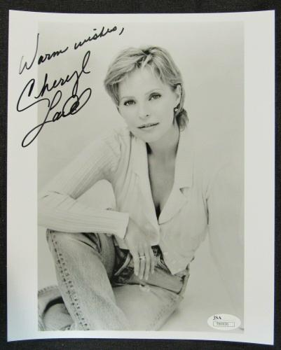 Cheryl Ladd Signed Auto Autograph 8x10 Photo JSA T80926