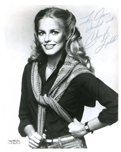 Cheryl Ladd Signed Jsa Cert Sticker 8x10 Photo Authentic Autograph