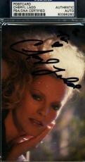 Cheryl Ladd Signed Psa/dna Certified 4x6 Photo Autograph