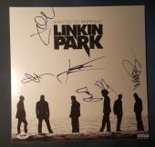 Chester Bennington Linkin Park Signed Autographed Album Flat PSA/DNA AUTHENTIC