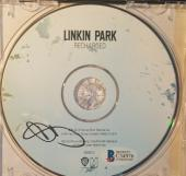 Chester Bennington Linkin Park Signed Autographed CD Recharged BAS AUTHENTIC