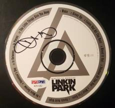 Chester Bennington Linkin Park Signed Autographed Minutes To Midnight CD PSA/DNA