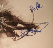 Chester Bennington Mike Shinoda Linkin Park Signed CD Hunting Party PSA COA