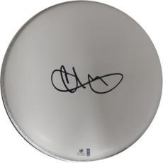 "Chester Bennington Signed Autographed 10"" Drum Head Linkin Park Singer GA774650"