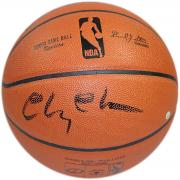 Chevy Chase Signed NBA Indoor/Outdoor Basketball