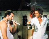 Chevy Chase Caddyshack Signed 16X20 Photo w/ Bill Murray BAS #B73759