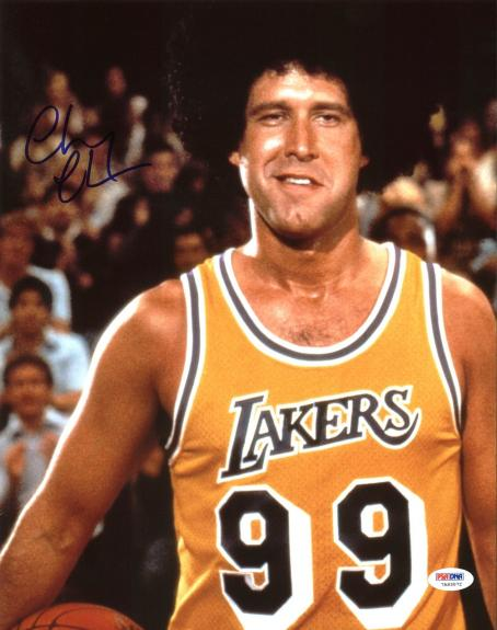 Chevy Chase Fletch Signed 11X14 Photo Autographed PSA/DNA ITP #7A93072