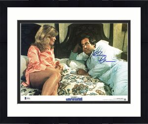 Chevy Chase Lampoon's Vacation Signed 11X14 Lobby Card BAS Witnessed #I49452