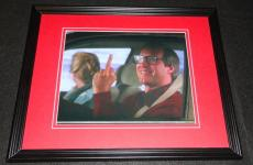 Chevy Chase Middle Finger National Lampoon Vacation Framed 8x10 Photo Poster