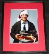 Chevy Chase National Lampoon Christmas Vacation Framed 11x14 Photo Poster
