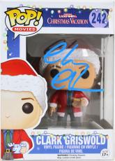 Chevy Chase National Lampoons Christmas Vacation Signed Funko Pop Figure PSA ITP