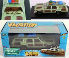 Chevy Chase National Lampoon's Vacation Signed 1:43 Family Truckster BAS 3