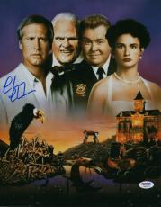 Chevy Chase Nothing But Trouble Authentic Signed 11X14 Photo Autographed PSA/DNA