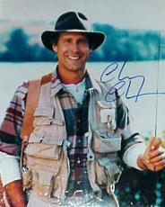 Chevy Chase Signed Photo - 16 X 20 FUNNY FARM