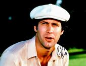 Chevy Chase Signed - Autographed Caddyshack - Ty Webb 11x14 inch Photo - Guaranteed to pass PSA or JSA
