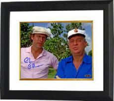 Chevy Chase signed Caddyshack 8x10 Photo Custom Framed w/ Rodney Dangerfield- Steiner Hologram (entertainment)
