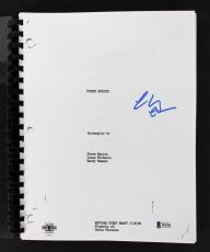 Chevy Chase Signed Three Amigos Movie Script BAS Witnessed #I49300