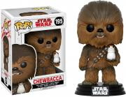 Chewbacca & Porg Star Wars The Last Jedi #195 Funko Pop!