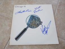 Chicago 16 Lou Walt & Keith Autographed Signed LP Album PSA Guaranteed