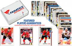 Chicago Blackhawks Team Trading Card Block/50 Card Lot - Mounted Memories