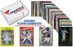Chicago Cubs Team Trading Card Block/50 Card Lot - Mounted Memories