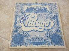 Chicago VI Walter Parazaider Autographed Signed LP Album PSA Guaranteed