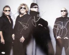 Chickenfoot BAND Signed 16x20 Autographed Photo JSA