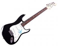 Chris Cornell Audioslave Soundgarden Autographed Signed Guitar AFTAL UACC RD COA