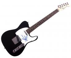 Chris Cornell Autographed Audioslave Signed Tele Guitar UACC RD AFTAL