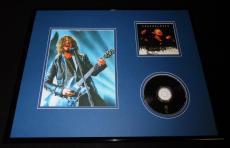 Chris Cornell Framed 16x20 Soundgarden Superunknown CD & Photo Display