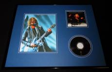 Chris Cornell Framed 16x20 Soundgarden Superunknown CD & Photo Display