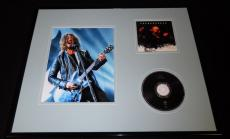 Chris Cornell Signed Framed 16x20 Soundgarden CD & Photo Display