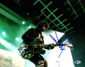 CHRIS CORNELL Signed SOUNDGARDEN & AUDIO SLAVE 11x14 Photo BECKETT BAS #D39222