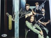 Chris Cornell Soundgarden signed photo group autographed 8x10 with beckett loa