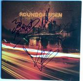 Chris Cornell Soundgarden signed album group autographed rsd with beckett loa